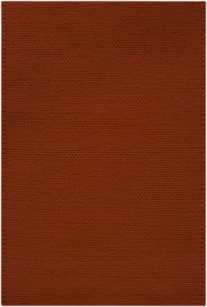 Surya Fargo FARGO-109 Burnt Orange Area Rug