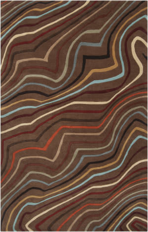 Surya Forum FM-7155 Coffee Bean Area Rug