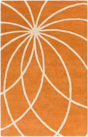 Custom Surya Forum Fm-7175 Carmine Area Rug
