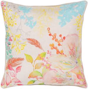Surya Florissant Pillow Frs-002