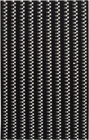 Surya Frontier FT-135 Coal Black Area Rug