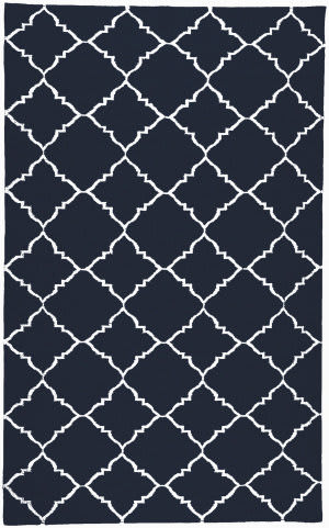 Surya Frontier Ft-222 Dark Blue Area Rug