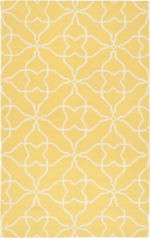 Surya Frontier Ft-232 Sunshine Yellow Area Rug
