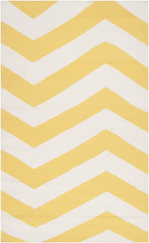 Surya Frontier Ft-278 Sunshine Yellow Area Rug