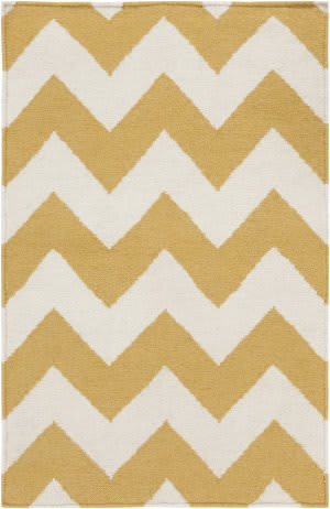 Surya Frontier Ft-291 Golden Yellow Area Rug