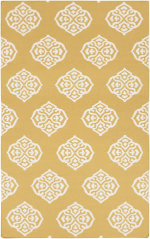 Surya Frontier FT-376 Old Gold Area Rug