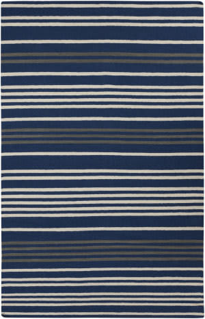 Surya Frontier FT-392 Sapphire Blue Area Rug