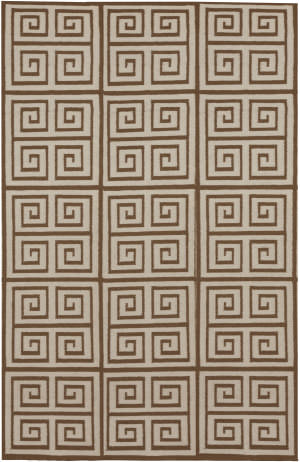 Surya Frontier FT-419 Raw Umber Area Rug