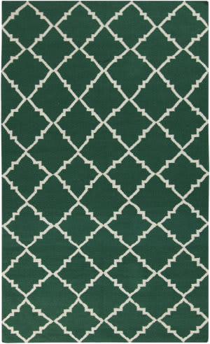 Surya Frontier FT-447 Deep Sea Green Area Rug
