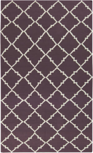 Surya Frontier FT-450 Prune Purple Area Rug