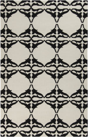 Surya Frontier FT-466 Jet Black Area Rug
