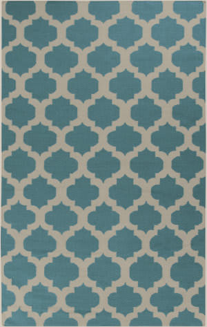 Surya Frontier FT-482 Sea Blue Area Rug