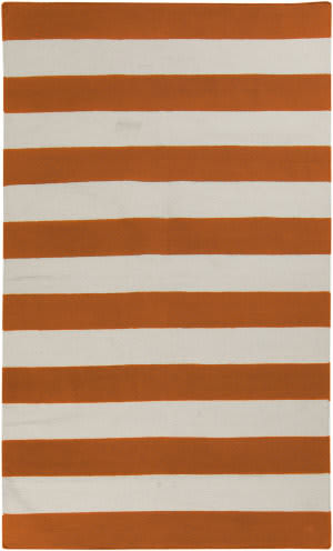 Surya Frontier FT-487 Burnt Orange Area Rug