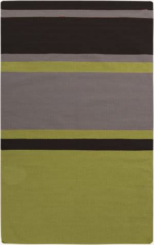 Surya Frontier FT-567 Lime / Gray Area Rug