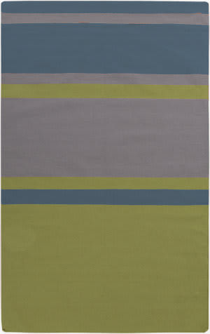 Surya Frontier FT-568 Light Gray / Green Area Rug