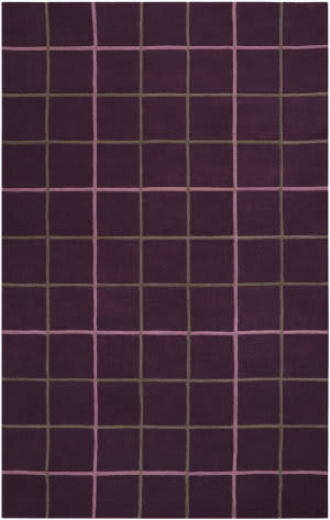 Surya Goa G-5068 Prune Purple Area Rug