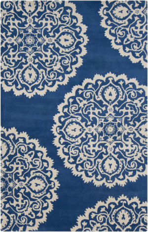 Surya Goa G-5138 Blue Area Rug