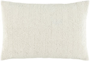 Surya Gianna Pillow Ga-006 Gray