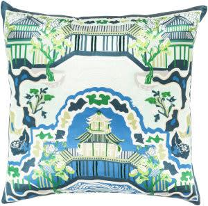 Surya Geisha Pillow Ge-008