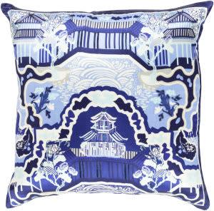 Surya Geisha Pillow Ge-013