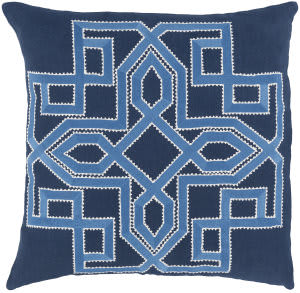 Surya Gatsby Pillow Gld-002