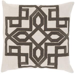 Surya Gatsby Pillow Gld-005