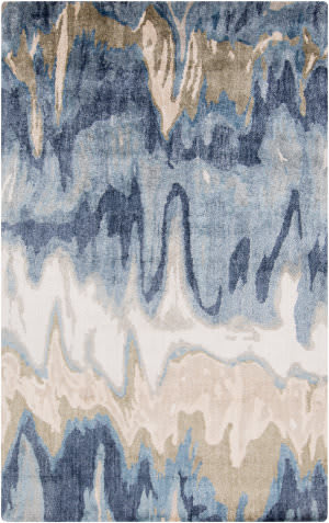 Surya Gemini Gmn-4021 Cobalt Area Rug
