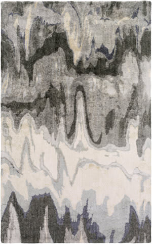 Surya Gemini Gmn-4022 Gray Area Rug