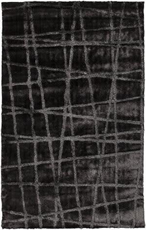 Surya Graph GRP-2001 Charcoal Gray Area Rug