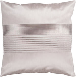 Surya Solid Pleated Pillow Hh-015