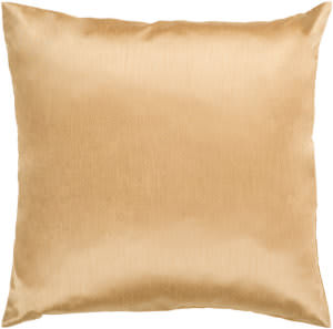 Surya Solid Luxe Pillow Hh-038
