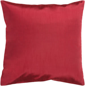 Surya Solid Luxe Pillow Hh-042