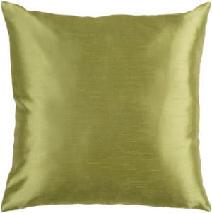 Surya Solid Luxe Pillow Hh-043