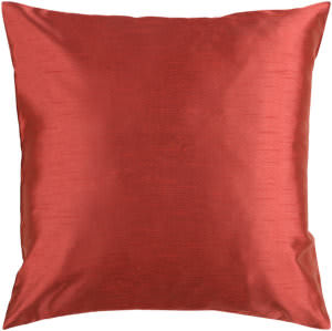 Surya Solid Luxe Pillow Hh-045