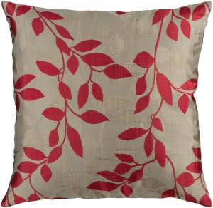 Rugstudio Sample Sale 62485R Olive/Cherry
