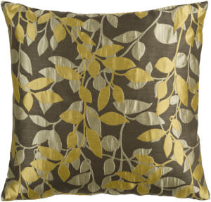 Surya Pillows HH-060 Gold/Olive