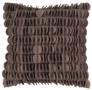 Surya Pillows HH-104 Chocolate