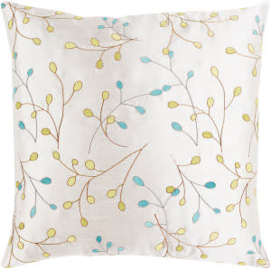 Surya Blossom Ii Pillow Hh-129