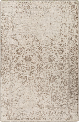 Surya Hoboken Hoo-1006 Brown Area Rug
