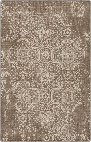 Surya Hoboken Hoo-1013 Brown Area Rug