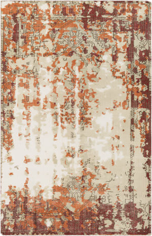 Surya Hoboken Hoo-1019 Brown Area Rug