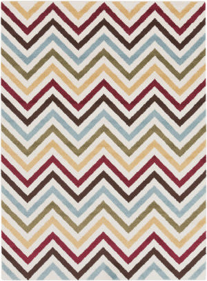 Surya Horizon Hrz-1035 Cherry Area Rug