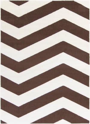 Surya Horizon Hrz-1058 Chocolate Area Rug