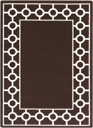 Surya Horizon Hrz-1063 Chocolate Area Rug