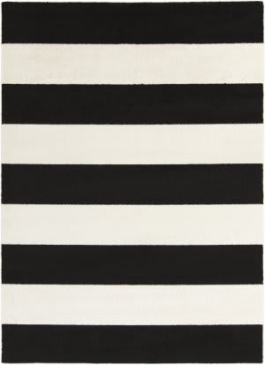 Surya Horizon Hrz-1089 Black Area Rug
