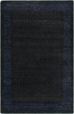 Surya Haven HVN-1223 Charcoal / Blue / Green Area Rug