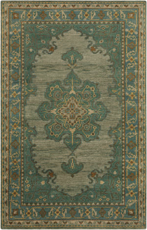 Surya Haven Hvn-1227 Teal Area Rug