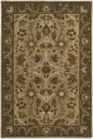 Surya Mugal In-1090 Gold Area Rug