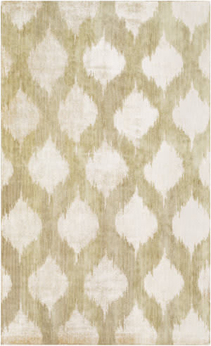 Surya Mugal IN-8603 Olive Area Rug
