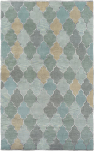 Surya Mugal In-8615 Moss Area Rug